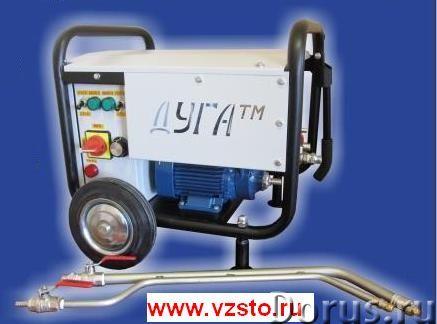 Оборудование для жидкой резины ДУГАтм И2/380 - Строительное оборудование - Оптимальная установка для..., фото 1