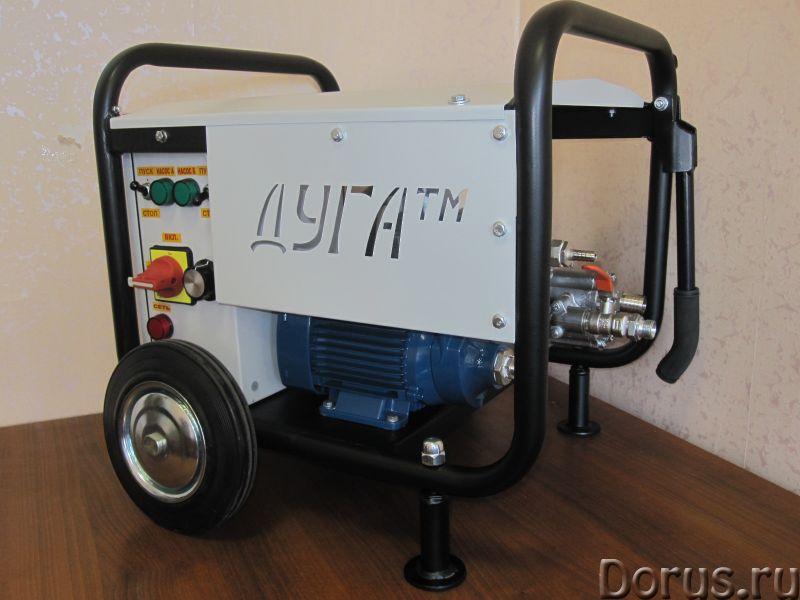 Оборудование для жидкой резины ДУГАтм И2/380 - Строительное оборудование - Оптимальная установка для..., фото 2