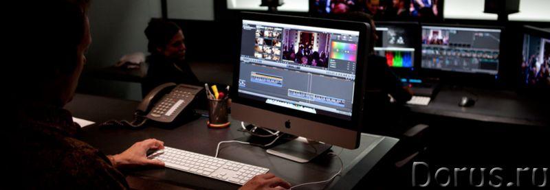 Монтаж и создание видео клипов - Фото и видеосъемка - Профессиональный видеомонтаж – это наш профиль..., фото 1